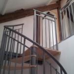 Transformation d'un appartement en duplex à Arras