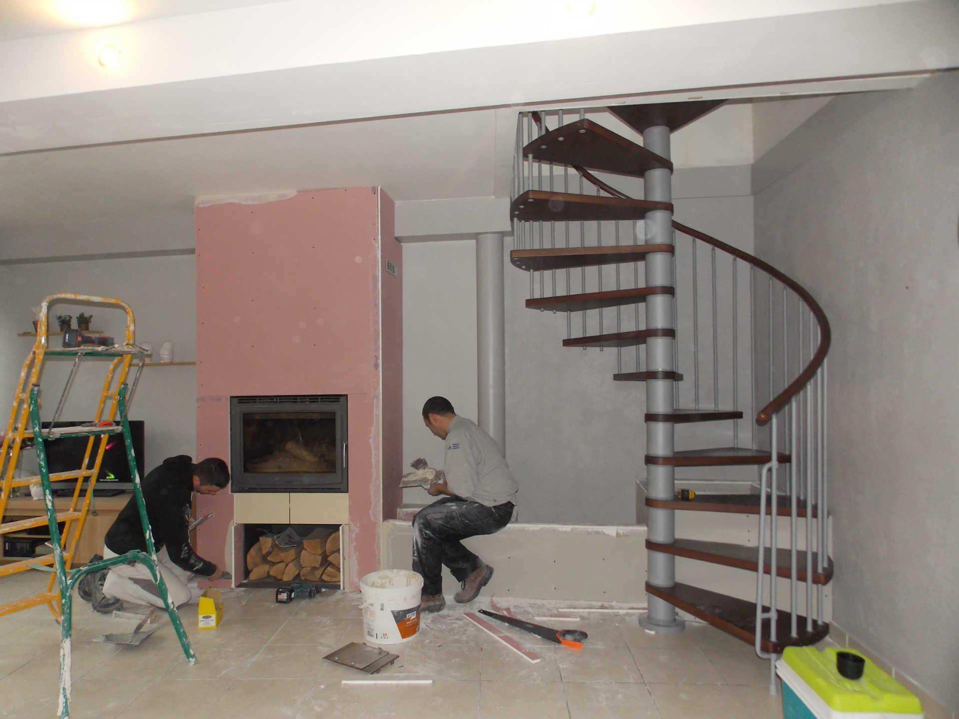r novation salon salle manger arras ocordo travaux arras. Black Bedroom Furniture Sets. Home Design Ideas