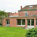 Agrandissement maison Arras