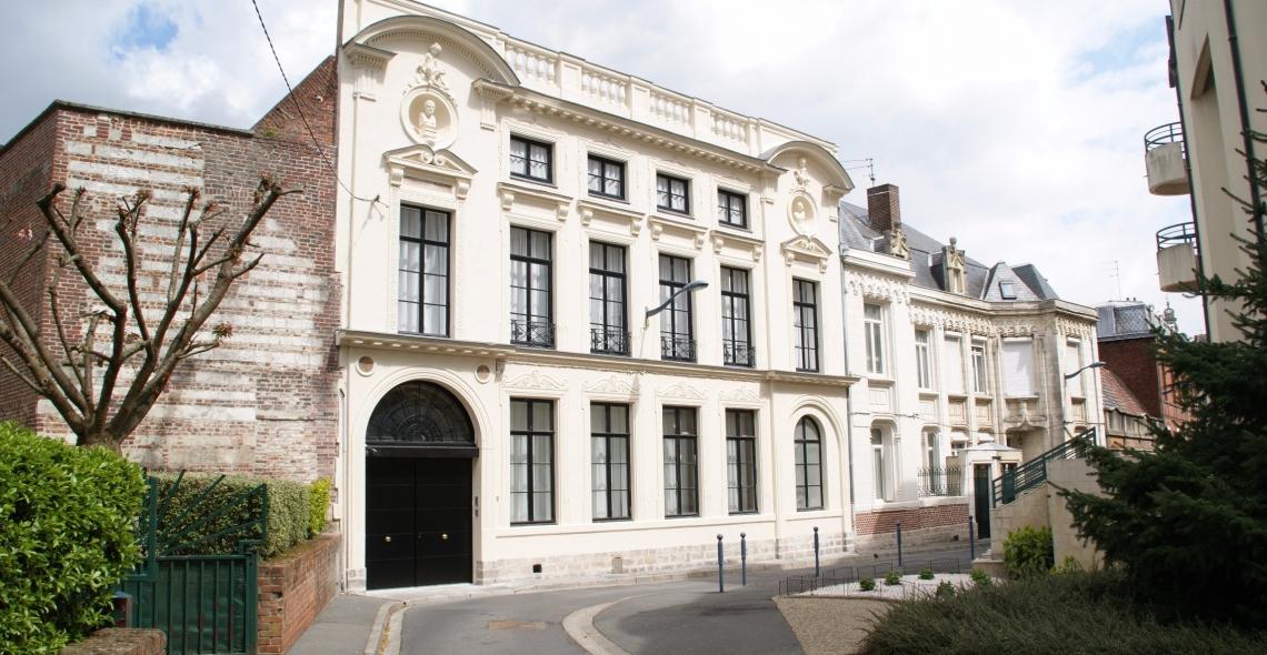 Ravalement de façade à Arras