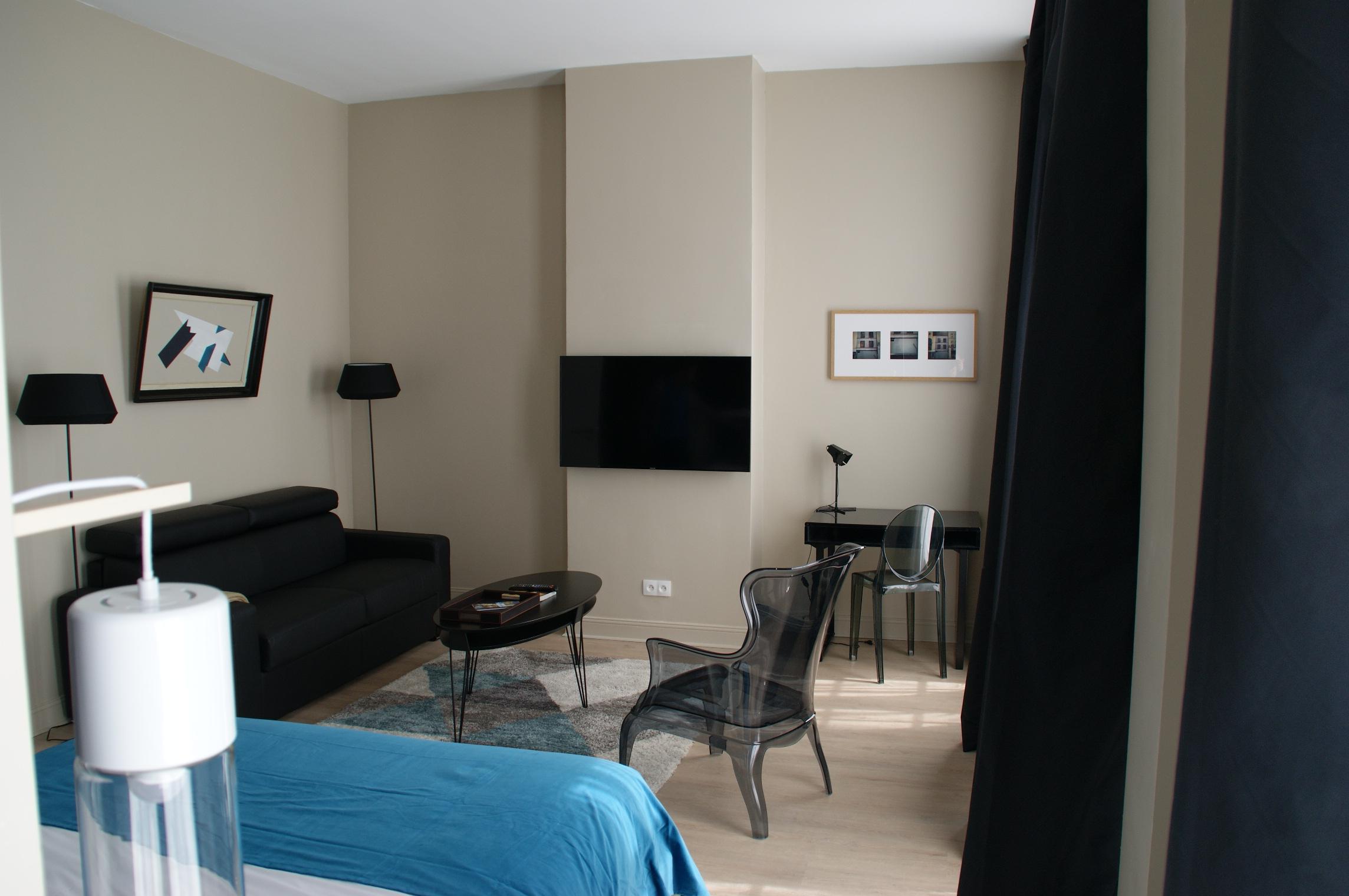 R novation d 39 un b timent pour chambres d 39 h tes arras - Renovation chambre ...