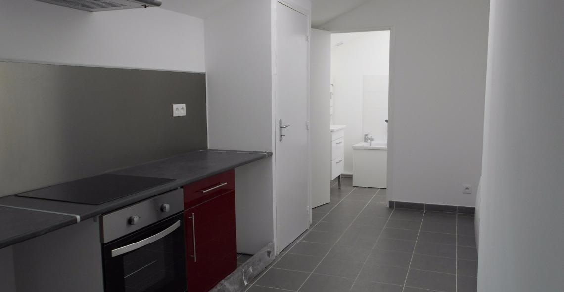 renovation d'une cuisine