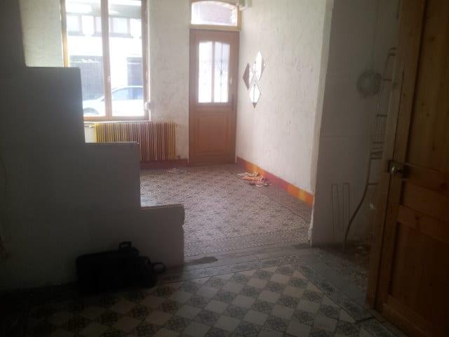 r novation compl te d 39 une maison de ville arras ocordo travaux arras. Black Bedroom Furniture Sets. Home Design Ideas