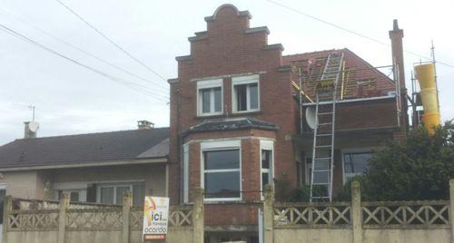 travaux de couverture, rénovation à Harnes près de Lens