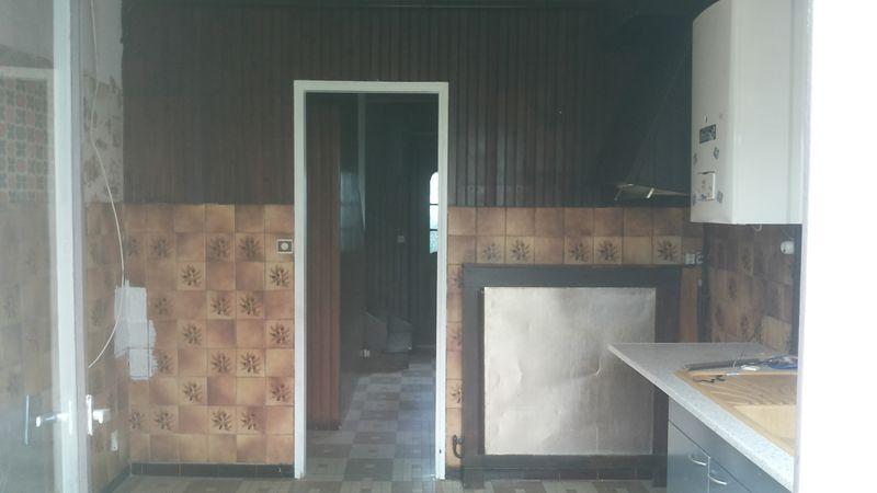 R novation compl te d 39 une maison leforest travaux de for Les travaux de peinture