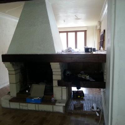 R novation d 39 une maison ancienne anzin st aubin pr s d - Renovation maison ancienne avant apres ...