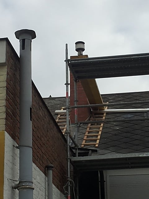 soci t de ma onnerie arras r alisation d 39 une toiture terrasse arras ocordo travaux arras. Black Bedroom Furniture Sets. Home Design Ideas