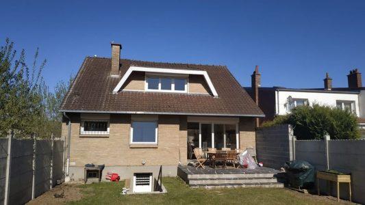 Estimation du prix des travaux de rénovation d'une maison à Liévin
