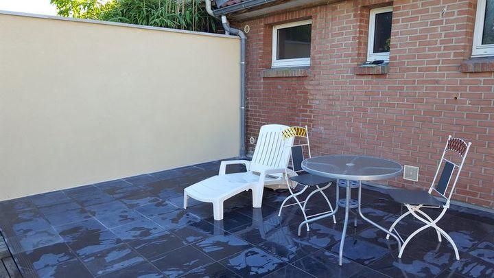 travaux de r novation d 39 une terrasse beugin pr s d 39 arras ocordo travaux arras. Black Bedroom Furniture Sets. Home Design Ideas