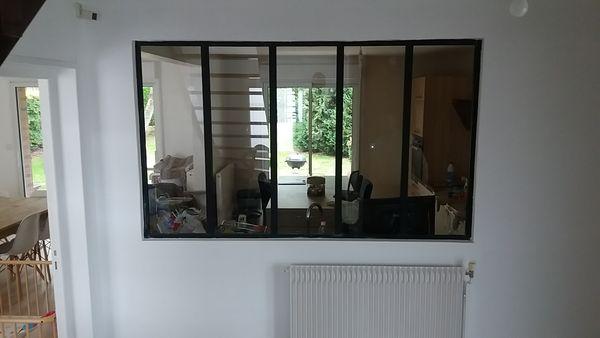 r novation compl te des menuiseries dans une maison de lens ocordo travaux arras. Black Bedroom Furniture Sets. Home Design Ideas
