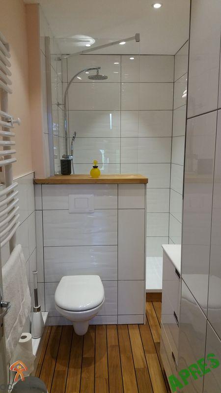 les photos aprs la rnovation de la salle de bains arras - Tuyauterie Salle De Bain