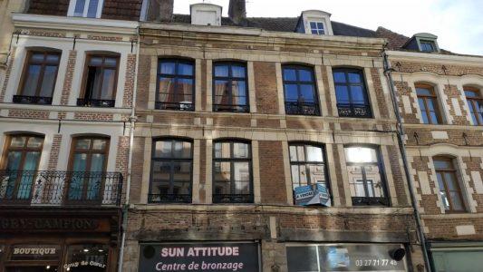 Rdv pour le projet d'une colocation étudiante dans un appartement à Douai