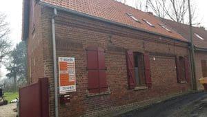 Création d'extension à Ablainzevelle près d'Arras