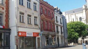 Rénovation de maison mitoyenne à Arras