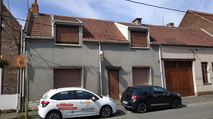 Estimatif travaux pour la rénovation d'une maison à Arras