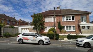Travaux de rénovation totale d'une maison à Arras