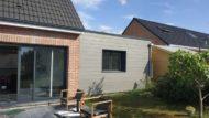 extension de maison a Fouquieres
