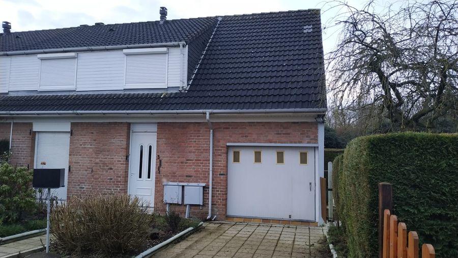 Rénovation intérieure d'une maison à Arras