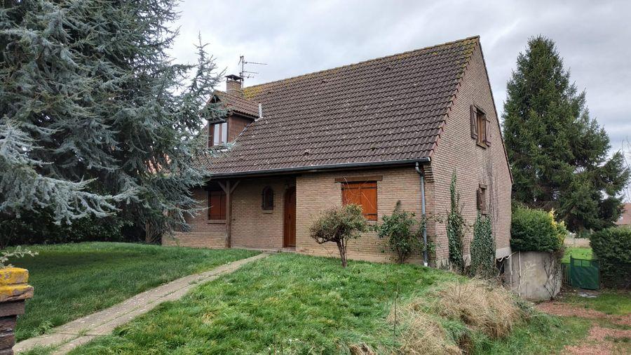 Estimatif pour des travaux de rénovation d'une maison à Arras