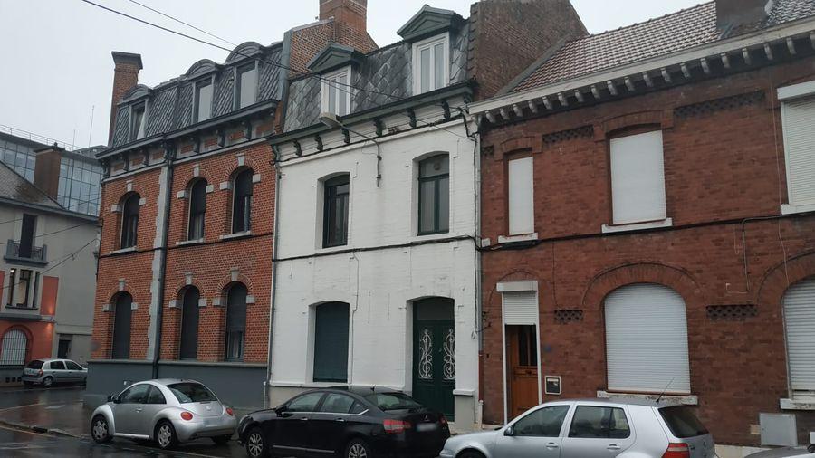 Rénovation d'une maison à Arras