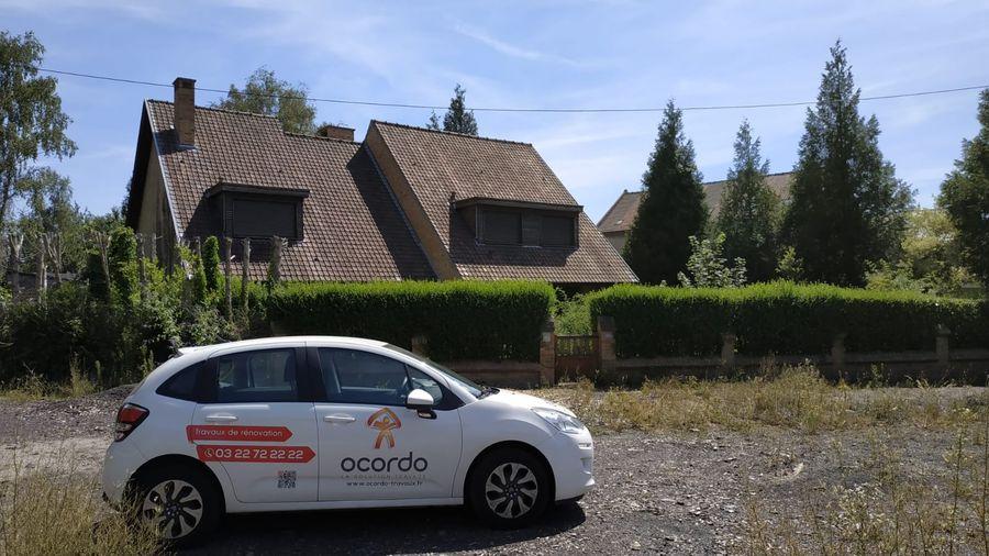 Réalisation d'un estimatif pour des travaux de rénovation d'une maison à Henin-Beaumont