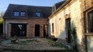 Travaux d'aménagement extérieur d'une maison à Achicourt