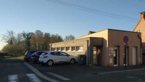Extension d'un cabinet médical à Thélus