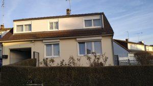 Rénovation d'une maison à Saint Laurent Blangy