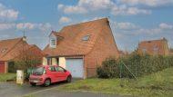 Travaux de transformation d'un garage et de la création d'une extension à Beaurains