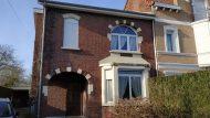 Travaux pour la création d'une extension complète de cette maison à Noeux-Les-Mines