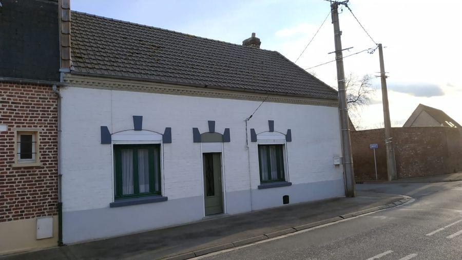 Rénovation d'une maison à Willerval