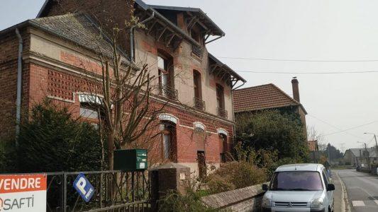 Estimation du prix des travaux de rénovation afin d'aider à la vente de cette maison à Hébuterne