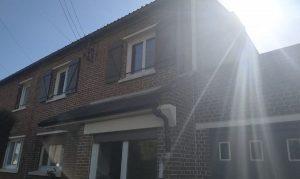 Estimation du prix des travaux de rénovation de cette maison à Arras