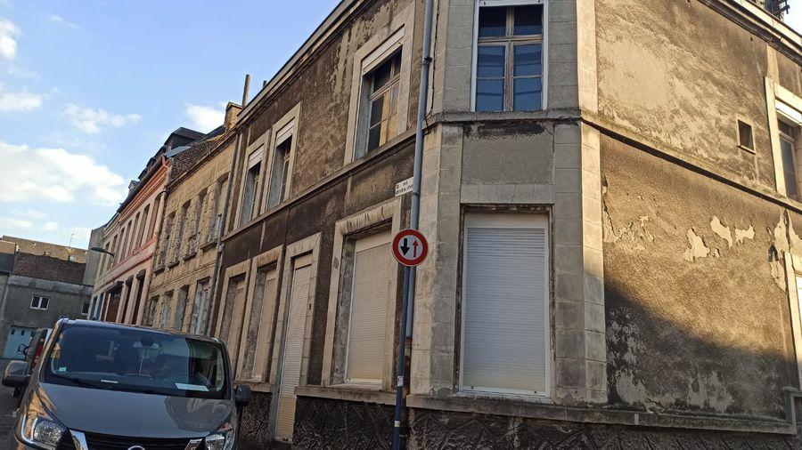 Estimation du prix des travaux de rénovation de cette maison dans le quartier historique d'Arras