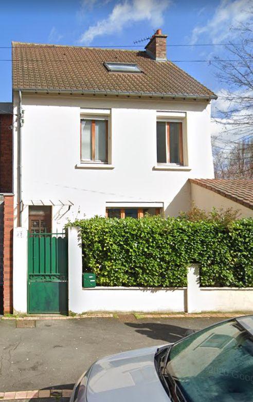 Rénovation complète de cette maison à Arras