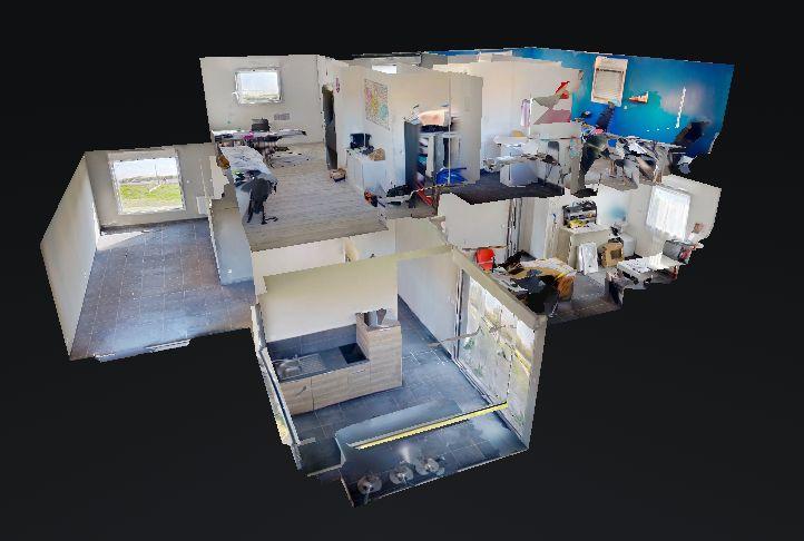 scan 3D hantay