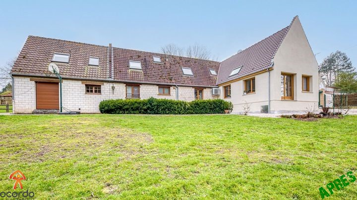 Extension maison Duisans