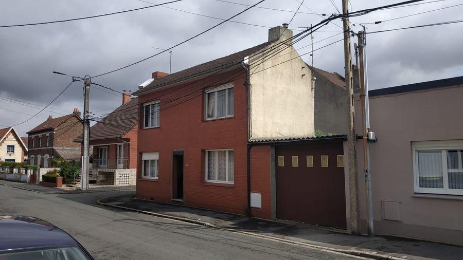 Estimation du prix des travaux de rénovation de cette maison à Annay-sous-Lens